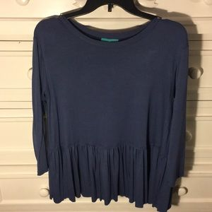 3 for $30 Edyn Peplum Top